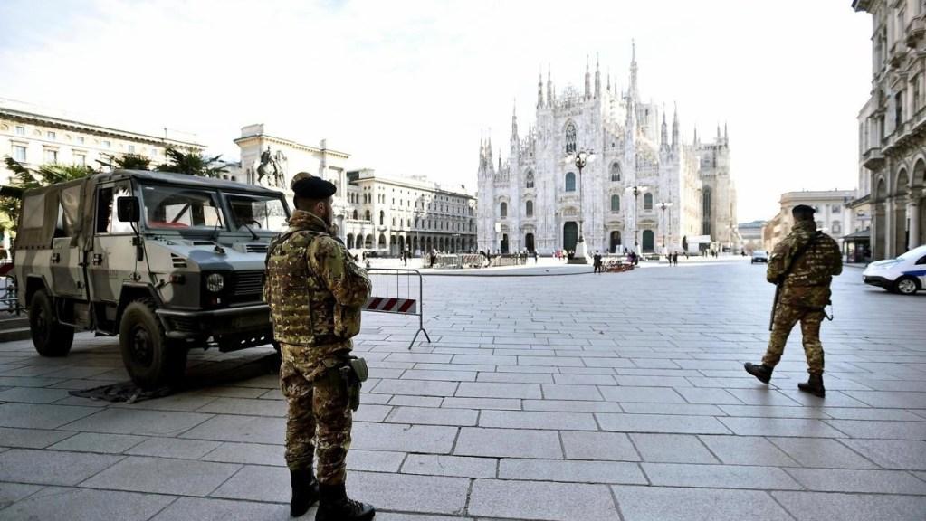 Gobierno declara a toda Italia en cuarentena por Coronavirus