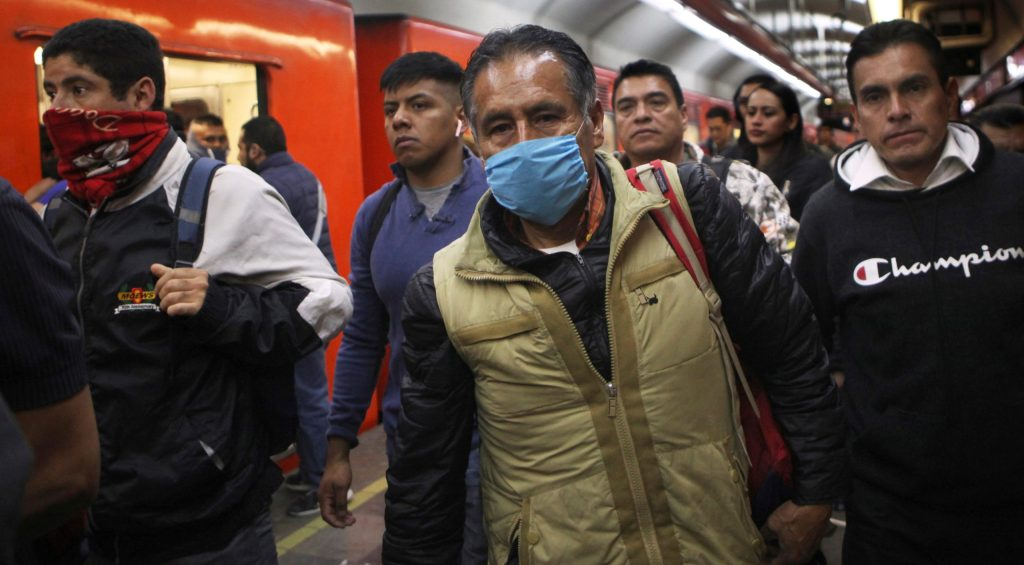 Ya son 316 los casos confirmados de Coronavirus en México