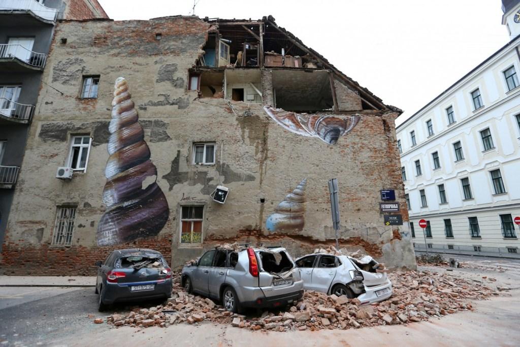 Fuerte terremoto en Croacia deja un muerto y cuantiosos daños materiales