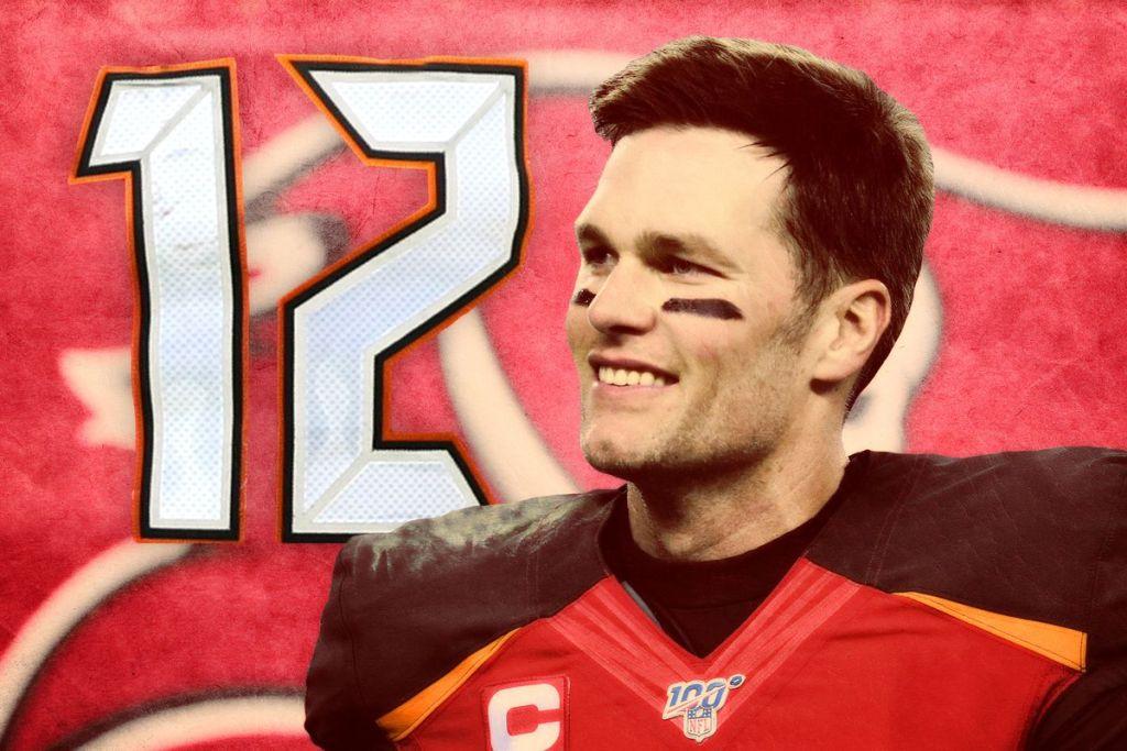 ¡Es oficial! Tom Brady es quarterback de Buccaneers