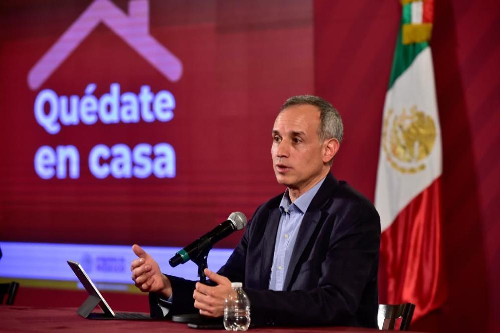 Confinamiento: Lo ideal sería quedarse un par de años afirma el doctor López Gatell