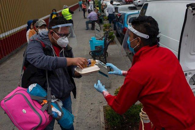 Coronavirus: Ya suman 68 mil 620 casos confirmados y 7 mil 394 defunciones en México