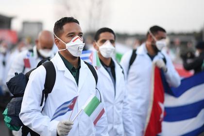 Insabi no tiene dinero para médicos mexicanos pero si para médicos cubanos