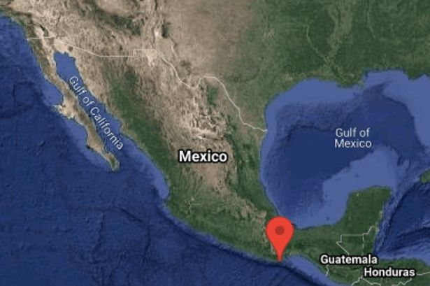 Emiten alerta de tsunami para costas del sur de México y Centroamérica