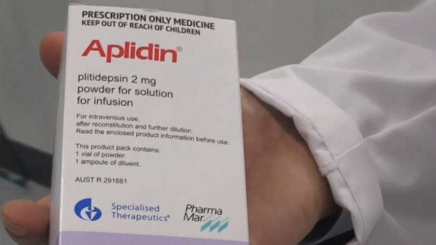Aplidin: el antiviral más potente que el remdesivir para acabar con el coronavirus