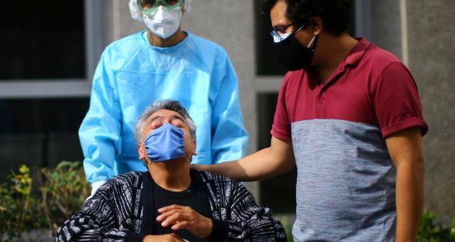 Covid: La Ciudad de México concentra el 17.5% del total de contagios del país