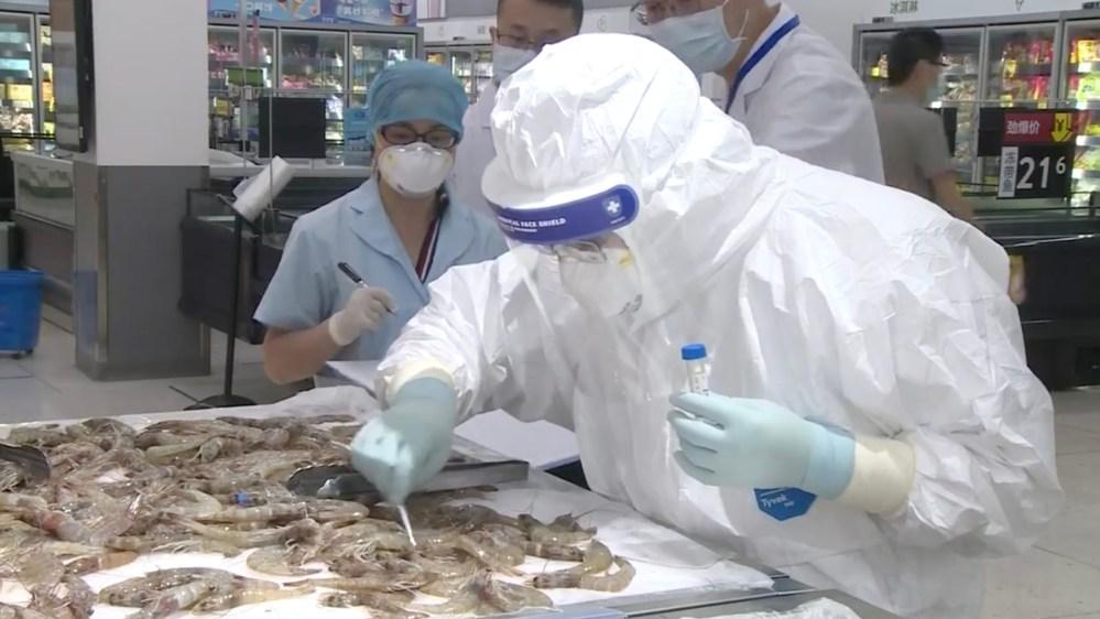 Camarones 'enCovidnados': encuentran en China coronavirus en gambas provenientes de Ecuador