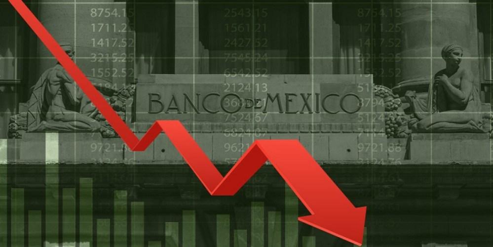 Se desploma 18.9% la economía mexicana, la peor cifra en toda la historia