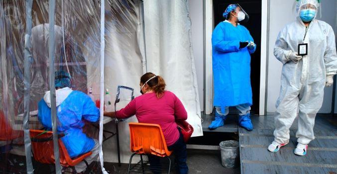 México ya ocupa el sexto lugar mundial en casos confirmados de Covid-19