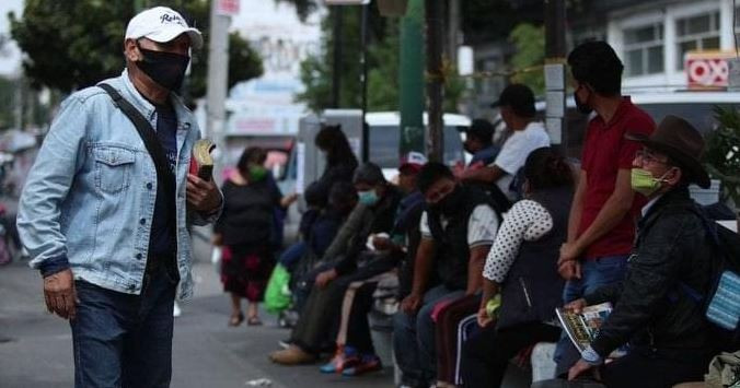 Covid en México: Ya son casi 470 mil contagios en todo el país