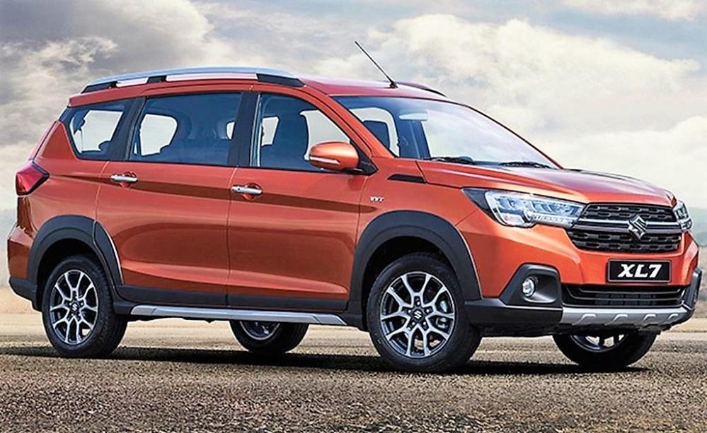 Suzuki presenta la nueva versión de la Ertiga XL7