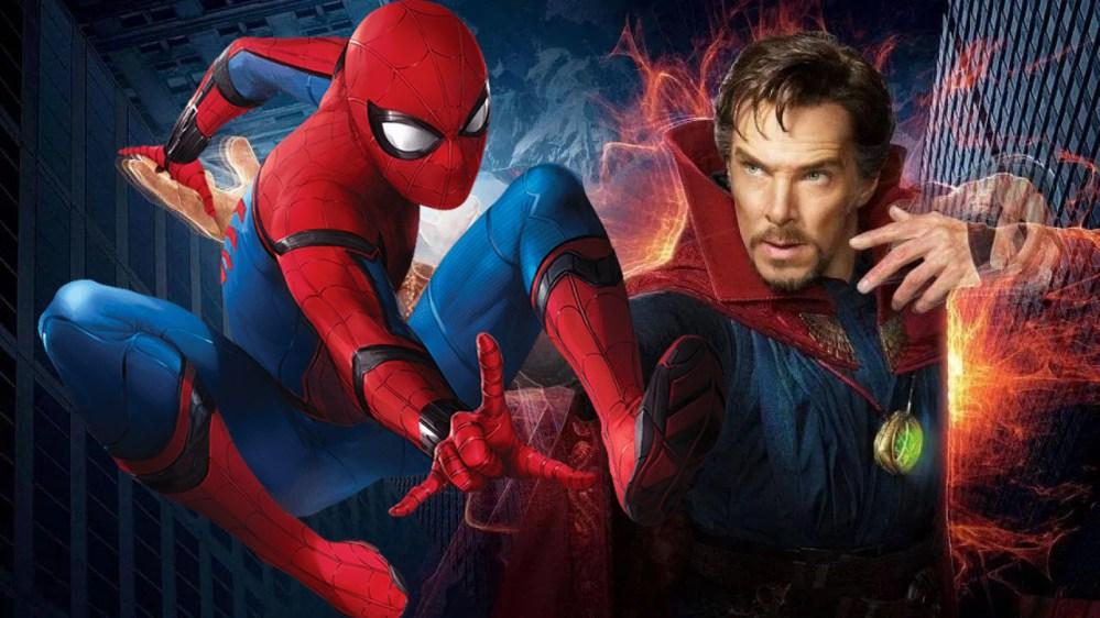 Doctor Strange será el nuevo mentor de Peter Parker en Spider-Man 3
