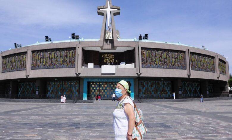 ¡No habrá peregrinaciones! Cerrada la Basílica de la Virgen de Guadalupe del 10 a 13 de diciembre