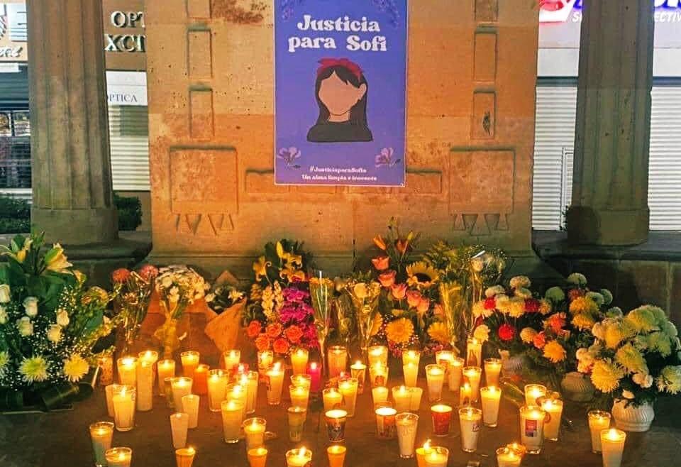 Justicia para Sofía: el feminicidio de una niña de 12 años indigna a todo Zacatecas