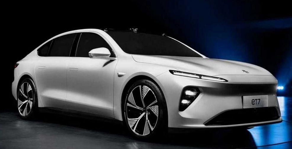 Llega el nuevo ET7 de NIO, el auto eléctrico que quiere darle batalla a Tesla