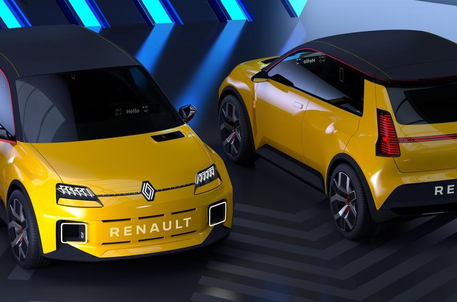 Regresa el Renault 5 y ahora el 'zapatito' será eléctrico