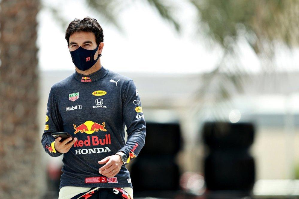 F1: Tenemos un buen coche, estoy emocionado: Sergio Pérez