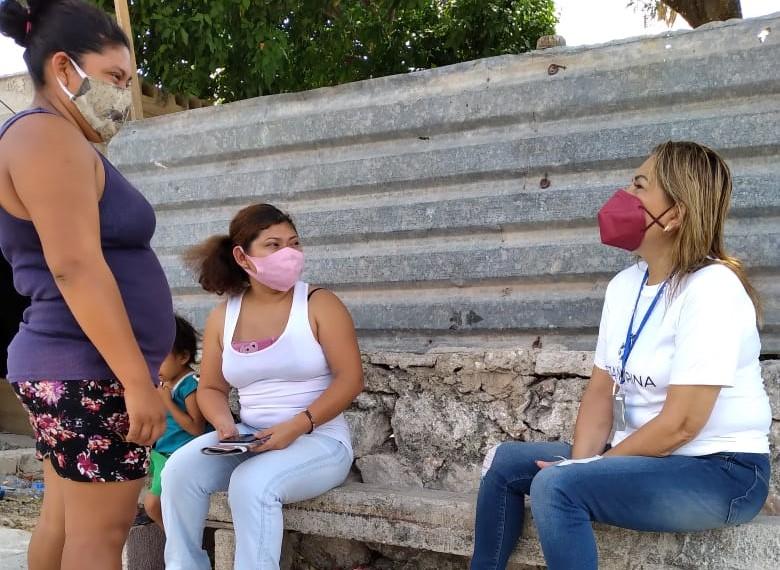 Yucatán: Conocer las necesidades de la gente y juntos proponer soluciones: Alejandrina León