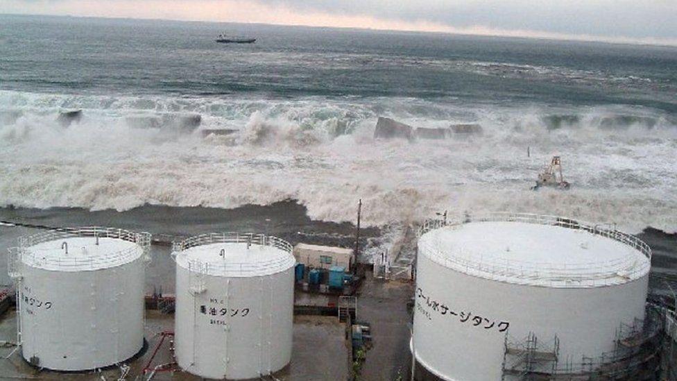 Japón quieren liberar agua radioactiva al mar, Corea del Sur Taiwán y China se oponen