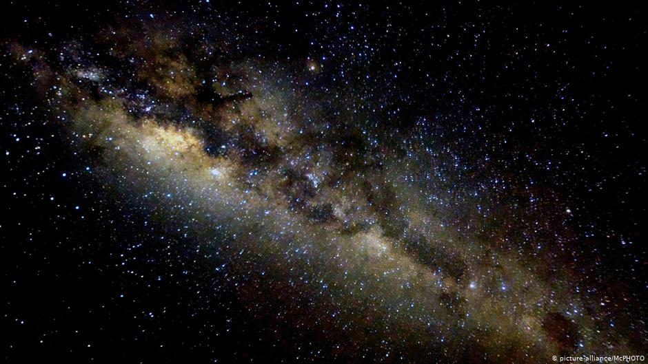 Encuentran nueva galaxia en los confines de la Vía Láctea