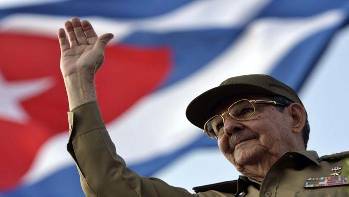 Se despide Raúl Castro, deja la jefatura del Partido Comunista en Cuba