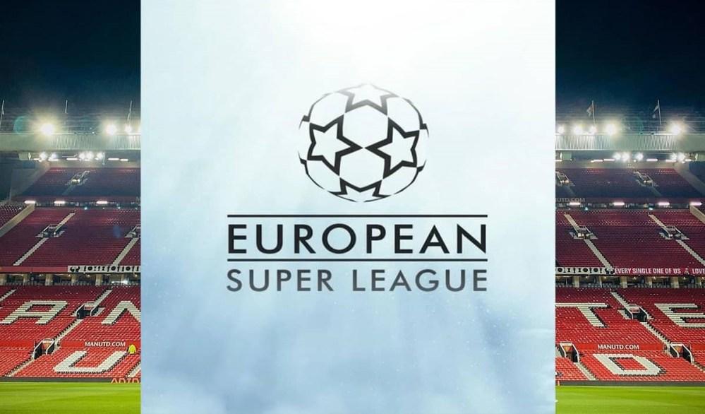 La polémica SuperLiga, los ricos clubes de fútbol europeos organizan torneo élite