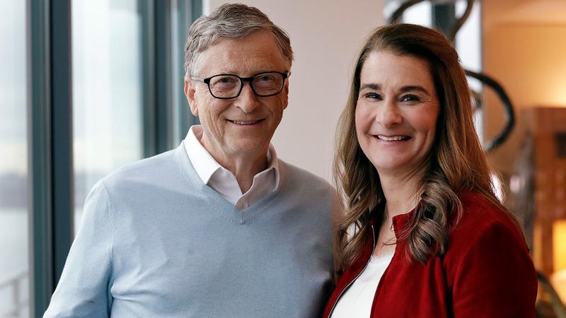 Bill Gates y Melinda ¡Se divorcian!