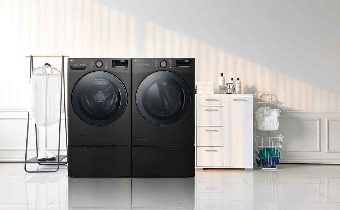 CES 2019  LG presenta nueva lavadoraTwinWash de gran capacidad y con  secadora. enero 2 ... 9493c99e96b7