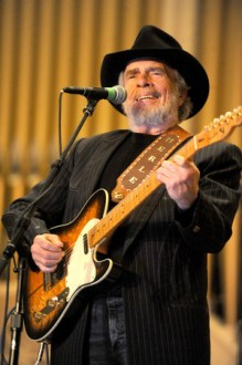 Merle Haggard performs at Pease Auditorium on Eastern Michigan University's campus on July 17, 2010. Angela J. Cesere   AnnArbor.com