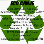 27 de Mayo – EcoCanje Ranchillos