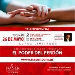 26 de Mayo – El Poder del Perdón