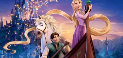 """A las 20, se proyectará la película animada """"Enredados"""", producida por Walt Disney Studios."""