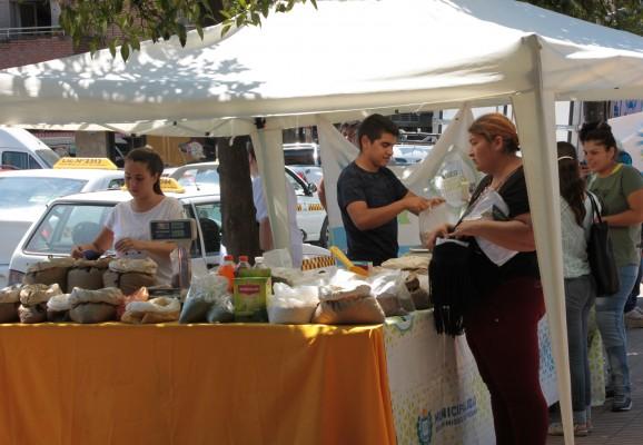 Mercado en tu barrio
