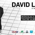 09 de Mayo – David Lebón en concierto