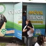 Los quirófanos veterinarios móviles del municipio llevarán atención gratuita a los barrios Don Bosco y Aeropuerto