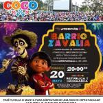 """20 de Mayo – Cine al aire Libre en Concepción """"Coco"""""""