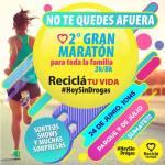 24 de Junio – 2° Gran Maratón Hoy Sin Drogas