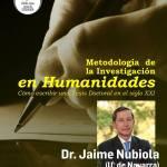 07 de Junio – Cómo escribir una tesis doctoral en el Siglo XXI