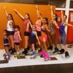 Taller gratuito de patín artístico en el Centro Cultural Mercedes Sosa