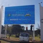 Los partidos de la Selección Argentina en una pantalla gigante en el parque 9 de Julio