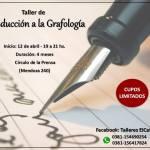 21 de Junio – Introducción a la grafología