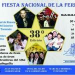07 de Julio – 38º Edición de la Fiesta Nacional de la Feria de Simoca