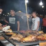 Hoy habrá una gran feria gourmet en el parque Guillermina