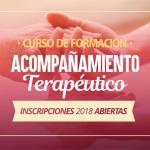 """18 de Julio – Curso de Formación: """"Acompañamiento Terapéutico"""""""