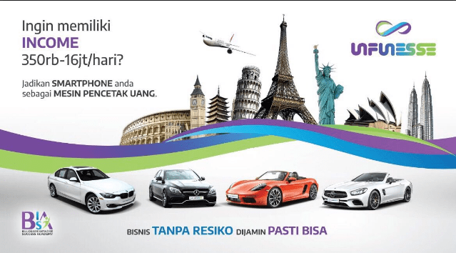 Agen Infinesse Global Indonesia