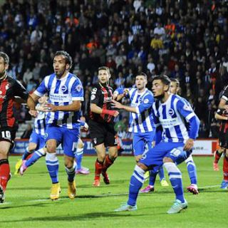 Prediksi Brighton & Hove Albion vs AFC Bournemouth 11 April 2015