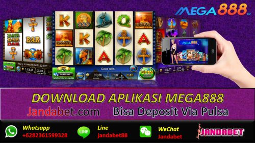 Download Aplikasi Mega888 Android dan Ios