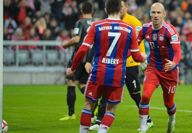 Hasil Pertandingan Bayern Munchen 20 Freiburg 17 Desember