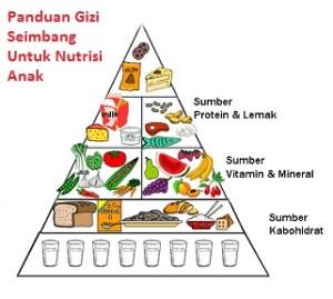 Sebagai Pelengkap Asupan Nutrisi & Gizi