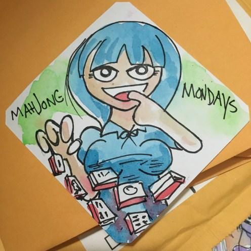 Mahjong Mondays
